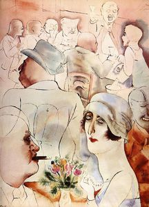 George Grosz - untitled (4289)