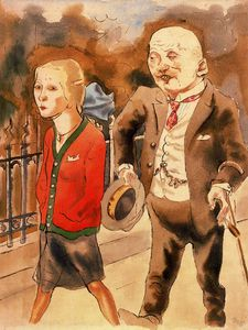 George Grosz - untitled (5870)