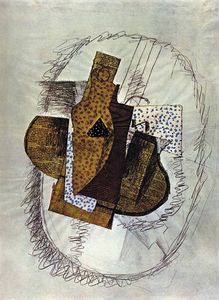 Georges Braque - untitled (1768)