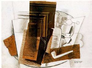 Georges Braque - untitled (4471)