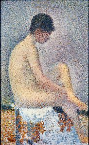 Georges Pierre Seurat - untitled (4615)