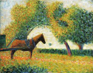 Georges Pierre Seurat - untitled (931)