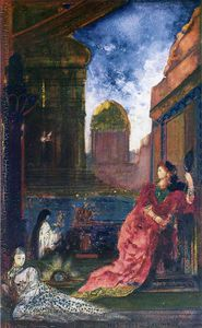 Gustave Moreau - untitled (592)