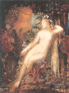 Gustave Moreau - untitled (3986)