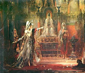 Gustave Moreau - untitled (544)