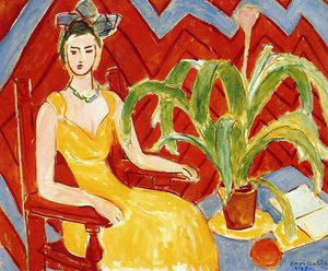 Henri Matisse - untitled (644)
