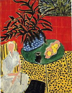 Henri Matisse - untitled (2357)