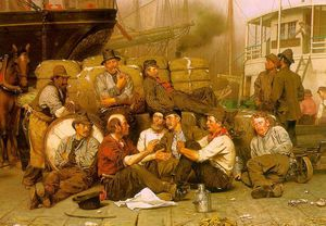 John George Brown - untitled (6981)