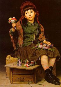 John George Brown - untitled (3054)