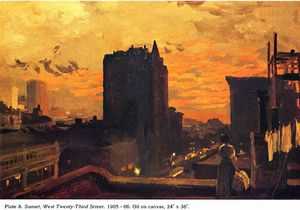 John Sloan - untitled (3863)