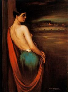 Julio Romero De Torres - untitled (2241)