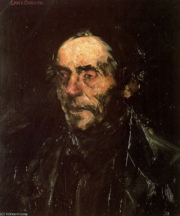 untitled (6755) by Lovis Corinth (Franz Heinrich Louis) (1858-1925, Netherlands)