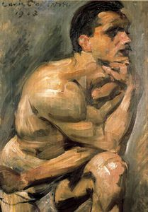 Lovis Corinth (Franz Heinrich Louis) - untitled (1271)