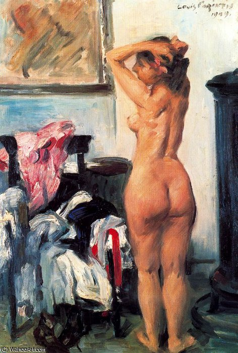 untitled (7836) by Lovis Corinth (Franz Heinrich Louis) (1858-1925, Netherlands)