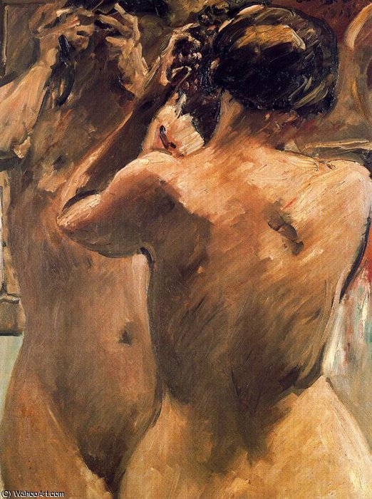 untitled (1115) by Lovis Corinth (Franz Heinrich Louis) (1858-1925, Netherlands) | Art Reproduction | WahooArt.com