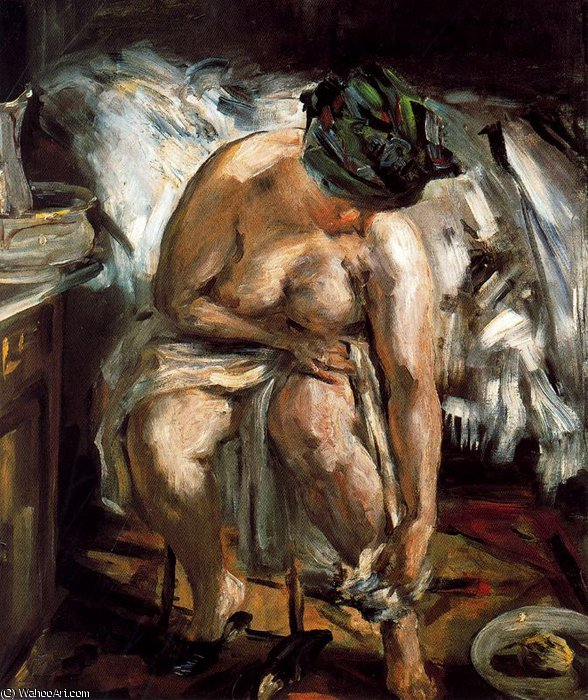untitled (7715) by Lovis Corinth (Franz Heinrich Louis) (1858-1925, Netherlands) | Museum Quality Reproductions | WahooArt.com
