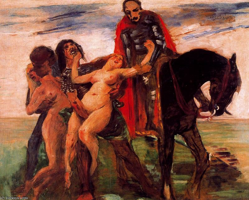 untitled (8999) by Lovis Corinth (Franz Heinrich Louis) (1858-1925, Netherlands)