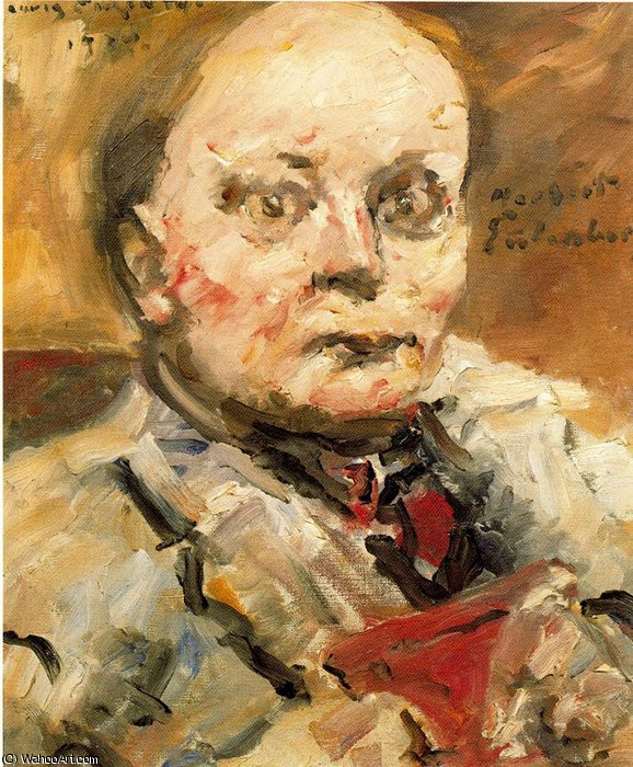 untitled (362) by Lovis Corinth (Franz Heinrich Louis) (1858-1925, Netherlands)
