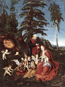 Lucas Cranach The Elder - untitled (8527)