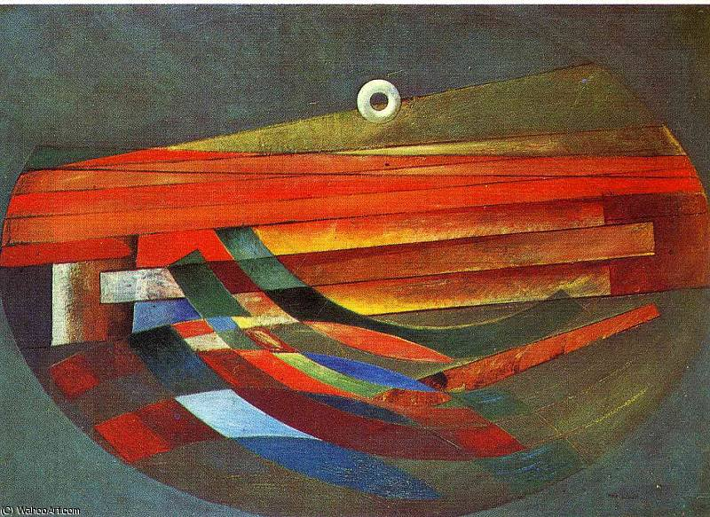 untitled (3407) by Max Ernst (1891-1976, Germany)