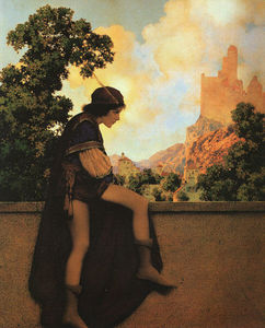 Maxfield Parrish - untitled (4571)