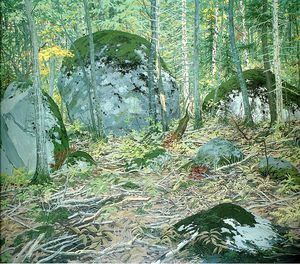 Neil Gavin Welliver - untitled (1303)