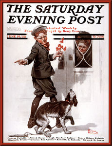 Norman Rockwell - untitled (134)