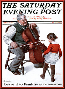 Norman Rockwell - untitled (7702)