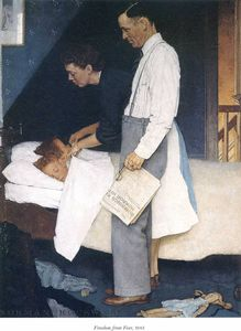 Norman Rockwell - untitled (1307)