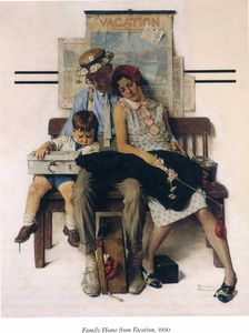 Norman Rockwell - untitled (1692)