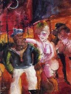 Otto Dix - untitled (7119)
