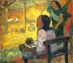 Paul Gauguin - untitled (8635)