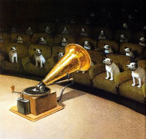 Michael Sowa - their masters voice