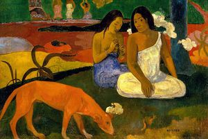 Paul Gauguin - amusement