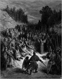Paul Gustave Doré - crusades peter the hermit