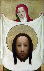 Master Of Saint Veronica - with the Sudarium