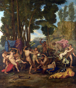 Nicolas Poussin - The Triumph of Silenus