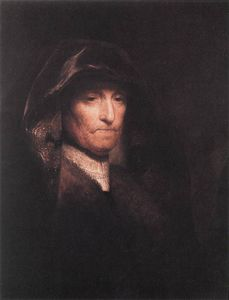 Rembrandt Van Rijn - The artist-s mother