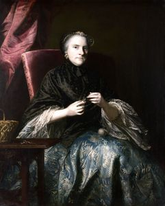 Joshua Reynolds - Anne, 2nd Countess of Albemarle