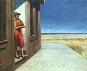 Edward Hopper - Carolina Morning