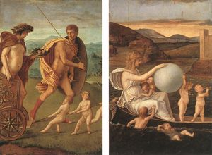 Giovanni Bellini - Four allegories 1