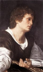 Giovanni Girolamo Savoldo - Buts of a youth