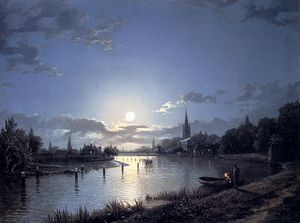 Henry Pether - Marlow on thames