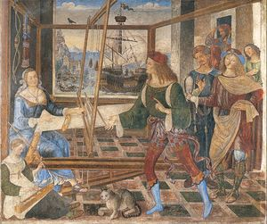 Bernardino Di Betto (Pintoricchio) - Untitled (309)