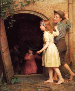 Seymour Joseph Guy - The Haunted Cellar (Who-s Afraid)