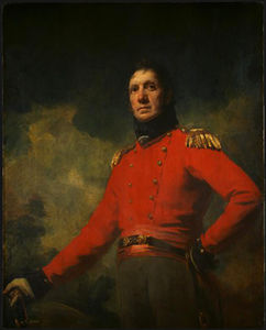 Henry Raeburn - colonel francis james scott