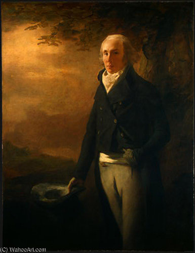 Order Reproductions | david anderson, 1790 by Henry Raeburn Dobson | WahooArt.com