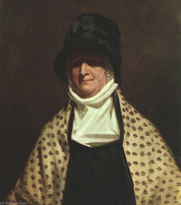 Mrs. Colin Campbell of Park by Henry Raeburn (1756-1823, United Kingdom) | Art Reproduction | WahooArt.com