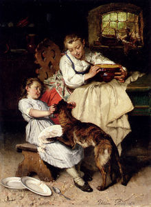 Theodore Gerard - The unexpected guest