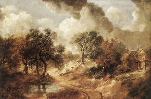 Thomas Gainsborough - Landscape